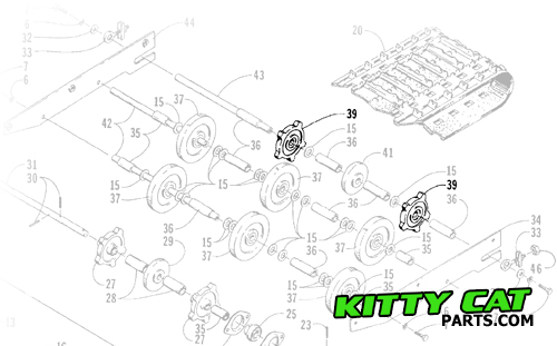 KittyCatParts com - 603-225-2779 x 254 - Your source for