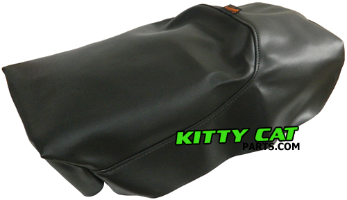 we stock quality aftermarket saddlemen seat covers for 1993-1999 model year arctic  cat kitty cat snowmobiles  this cover comes just as shown above and has